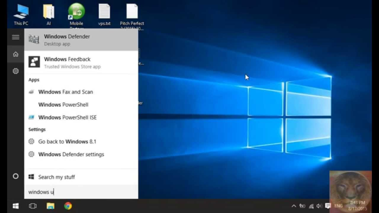 Disable automatic updates in Windows 10 (without affecting other services)