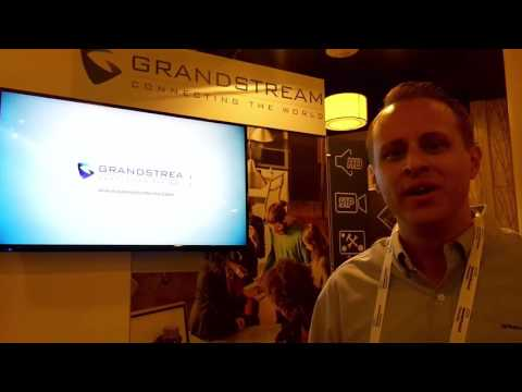 Perspectives17 - Los Angeles: Phil Bowers, Senior Marketing Manager, Grandstream