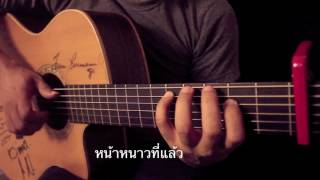 หน้าหนาวที่แล้ว - TOYS Fingerstyle Guitar Cover by Toeyguitaree (TAB)