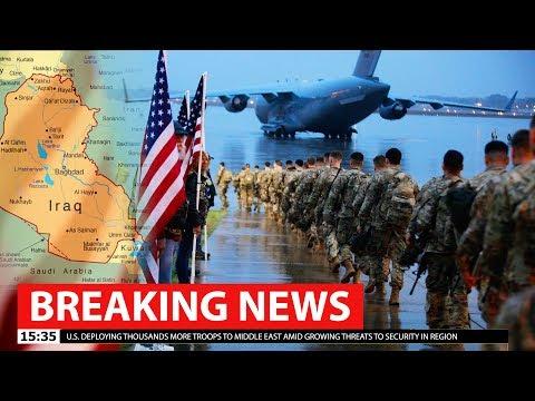 U.S. Deploying Thousands