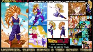 Dragon Ball Z - Un Super Saiyan 3 Teen Gohan Theme (The Enigma TNG)