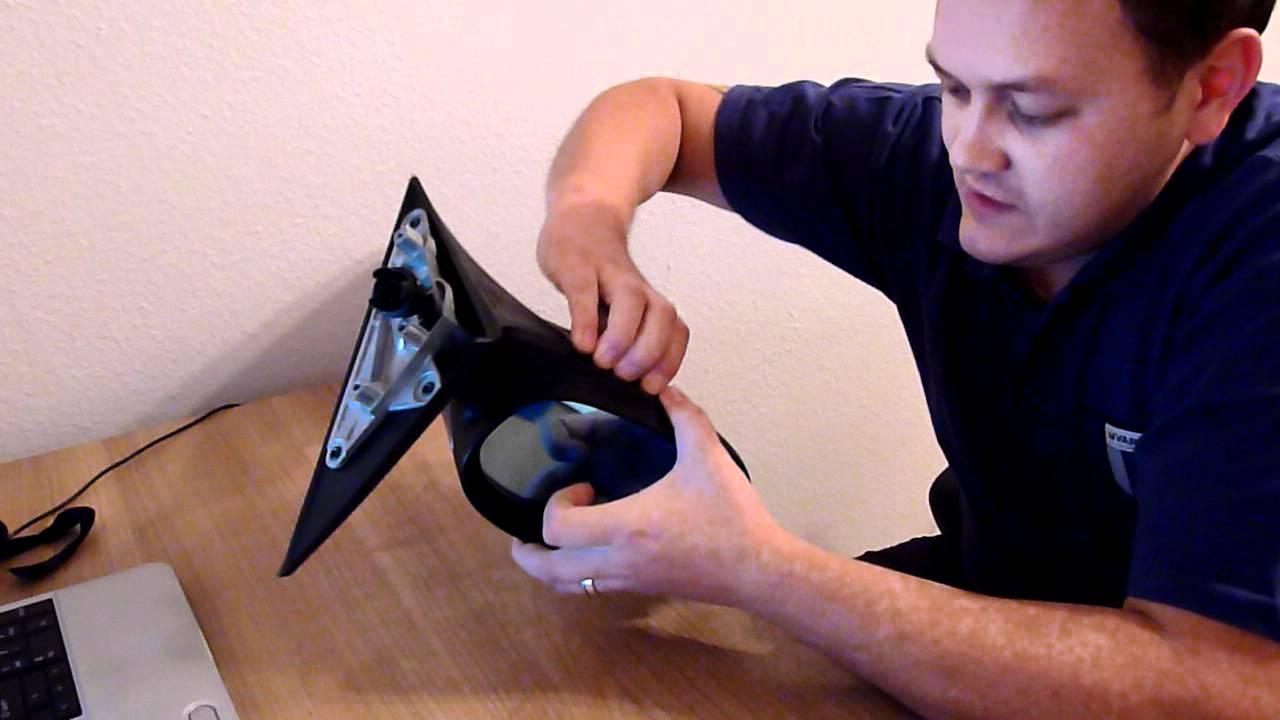 Anleitung Bmw E92 E90 E9x Spiegelkappen Demontieren 3er Youtube