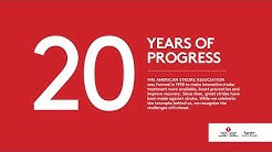 The American Stroke Association: 20 Years of Progress