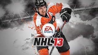 NHL 13  первый взгляд