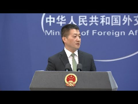 FM Spokesman: China Welcomes US Treasury Secretary's Visit