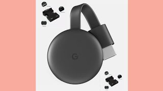 GOOGLE Chromecast HDMI Female to VGA Male with Audio Output Cable Converter Adapter 1080p