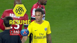 EA Guingamp - Paris Saint-Germain (0-3) - Résumé - (EAG - PSG) / 2017-18