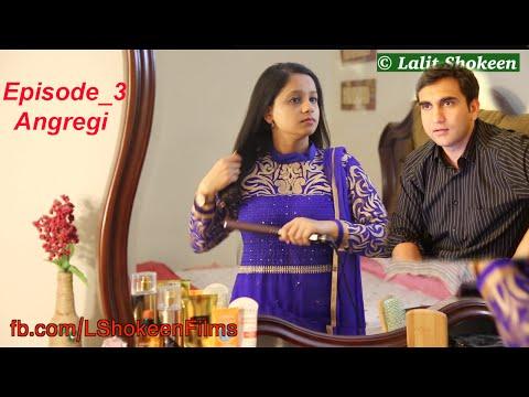Haryanvi Husband Punjabi Wife   Episode_3 - Angreji  