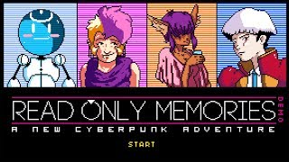 Read Only Memories: Type-M Android GamePlay