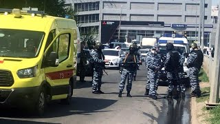 At least 8 killed during Kazan school shooting in Russia, including children