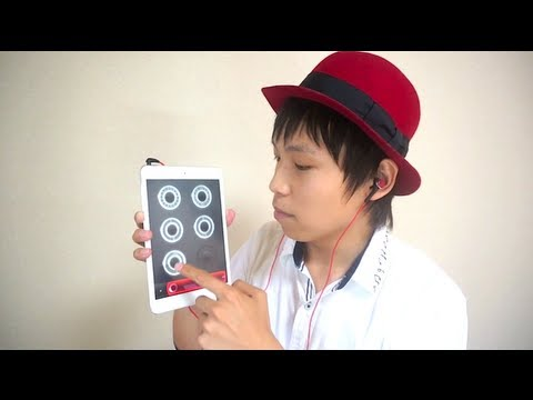 iPad Beatbox!!