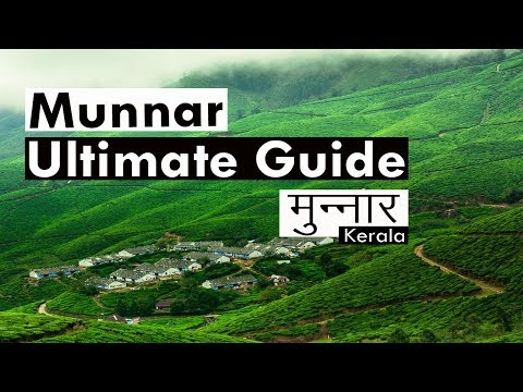 Munnar - Ultimate Guide for the Kerala Trip - Never Miss!