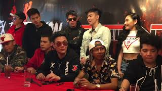 Follow My Lead - BAGONG kanta ng EX BATTALION with CHICSER and SASHA Laparan for FRONTROW