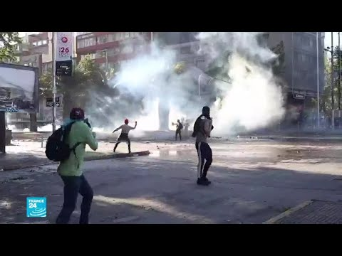 تشيلي..موجة من الاحتجاج والعنف توقع 11 قتيلاً في ثلاثة أيام  - نشر قبل 3 ساعة