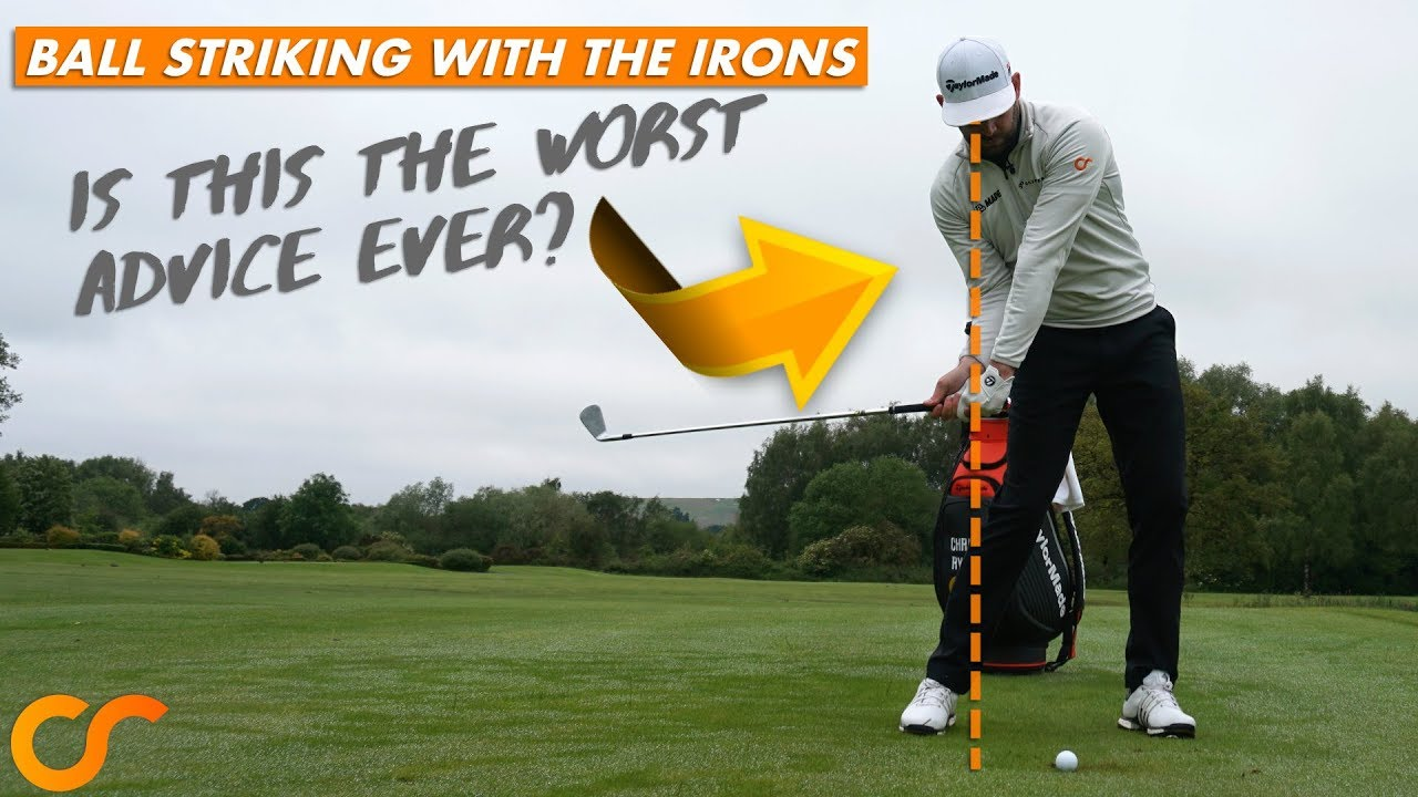 IGNORE THIS ADVICE AND START RIPPING YOUR IRONS