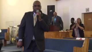 Sermon Topic: A crumb from the Masters table - Pastor Gerard Hart
