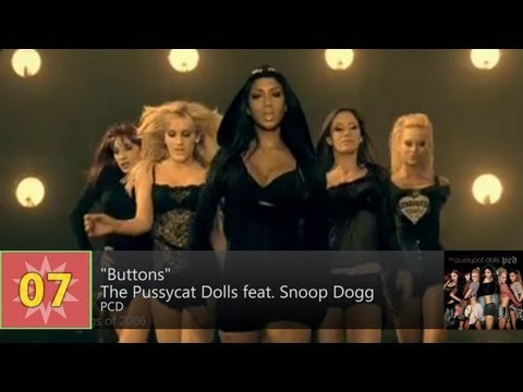 Billboard Hot 100 - Top 10 Summer Songs Of 2006
