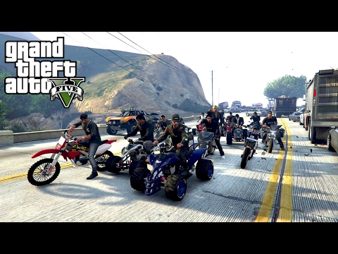 GTA 5 BIKE LIFE LIVE STREAM! WATCH NOW!