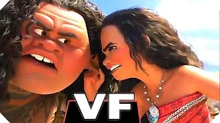 VAIANA - 'Rencontre avec Maui !' - Extrait VF (Disney, 2016)