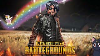 Сильвер плей на топ 1 в интерактивном мире PlayerUnknown's Battlegrounds