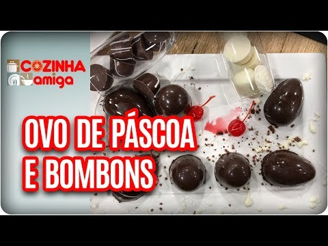 Ovo De Páscoa - Dalva Zanforlim | Cozinha Amiga (08/03/18)