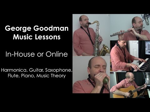 George Goodman Music Lessons