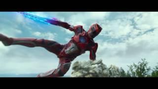 Power Rangers (2017) Music Video- Go Go Power Rangers