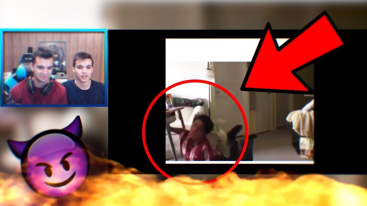 Si te ries vas al infierno con mi hermano youtube for Vas al