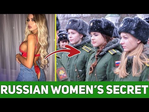 10 Things You Probably Didn't Know About Russian Women