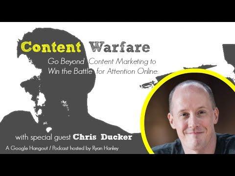 Blogging, Personal Branding and Virtual Freedom   Content Warfare TV