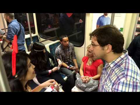 metro speed dating