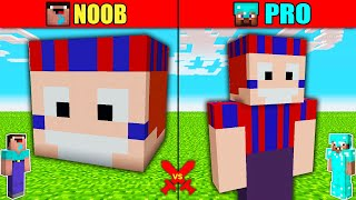 Minecraft NOOB vs PRO : BALLOON BOY FNAF CHALLENGE in Minecraft | Funny Animation