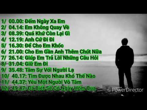 Tuyển Tập Nhạc Việt Nam Hay Nhất – [Part 4]