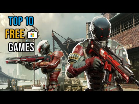 Top 10 FREE Games On Windows 10 Store 2020