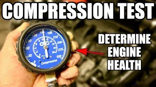 How To Perfom A Cylinder Compression Test
