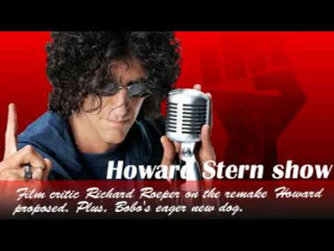 Film critic Richard Roeper on the remake Howard proposed  Plus, Bobo's eager new dog