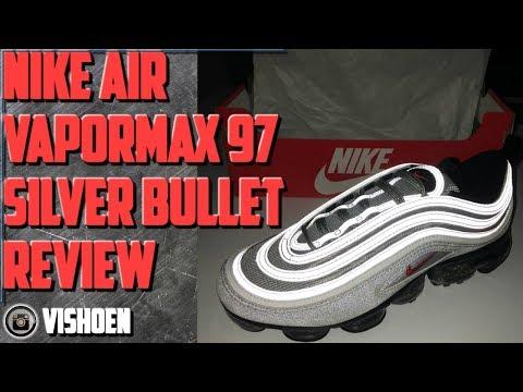 Repeat Nike Air Vapormax 97 Silver Bullet review by Vishoen