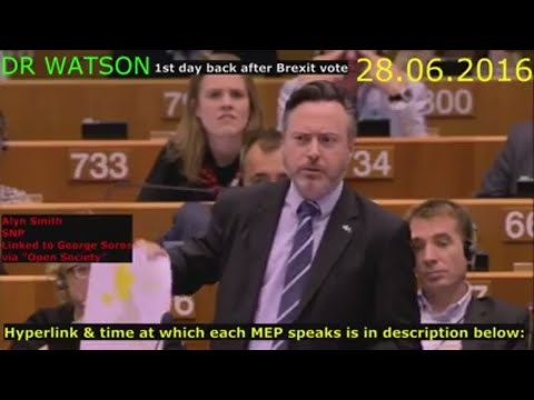 SINN FEIN, VERHOFSTADT & SNP REACT BADLY TO BREXIT RESULT| FARAGE, DE GRAAFF, LE PEN ARE UNSTOPPABLE