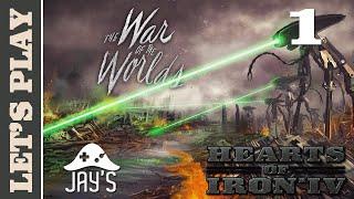 [FR] HOI IV - La Guerre des Mondes - Épisode 1
