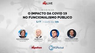 WEBINAR - Impacto da COVID-19 no funcionalismo público