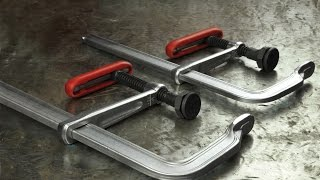 BESSEY® 2400 Series Steel Bar Clamp