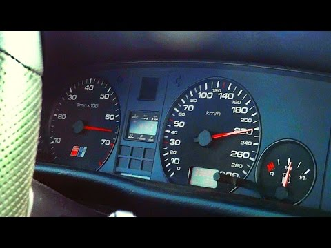 Audi S6 C4 vs Audi S6 Acceleration Sound
