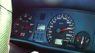 Audi S6 C4 vs Audi S6 Acceleration Sound