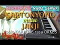KARTONYONO MEDOT JANJI - Denny Caknan Versi KARAOKE Rasa ORKES Yamaha PSR S970