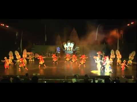 10th Performance: INDONESIA 2: BALI (Part 1) - INTERNATIONAL RAMAYANA FESTIVAL 2013 by MAM EO