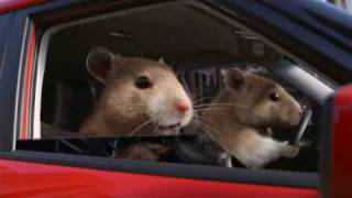New 2010 Kia Soul Hamster Commercial - Music Fort Knox by GoldFish