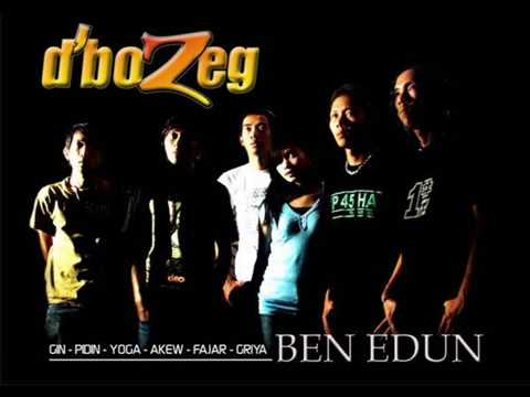 DBOZEG - THE BEST OF SUNDA BAND EDUN