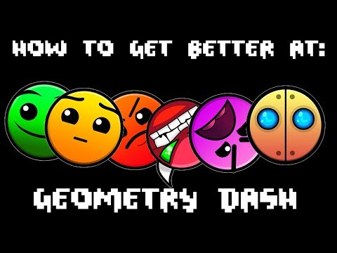 How to be better at Geometry dash! (3 simple tips for absolute noobs)