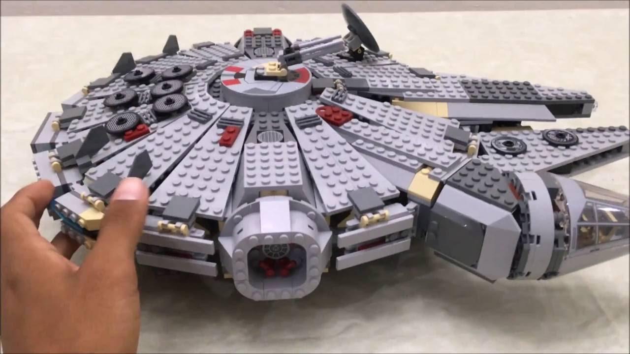 Lego 4504 millennium falcon ремонт сотовых телефонов fly
