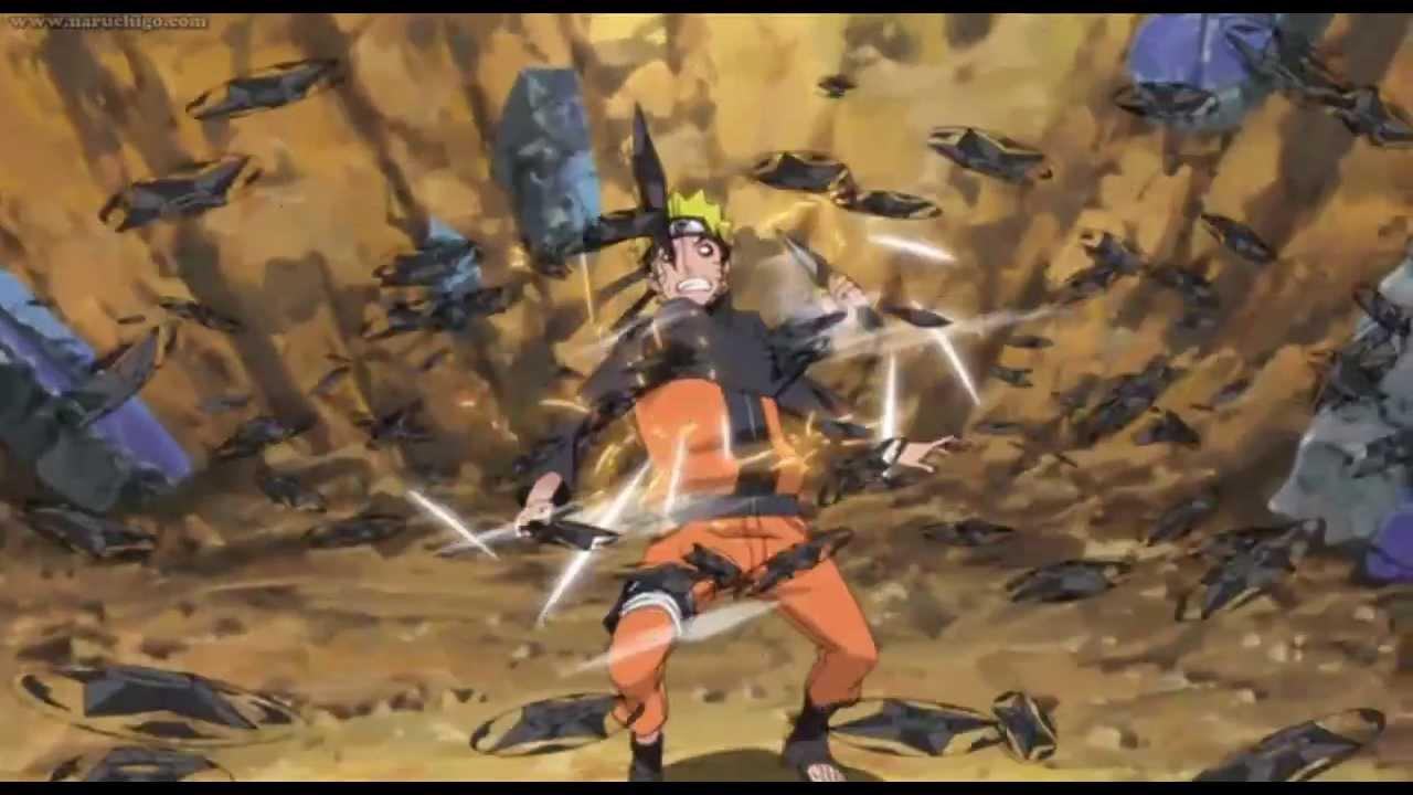 Naruto vs Konohamaru - Chunin Exam - YouTube
